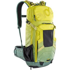 EVOC FR Enduro Protector-reppu 16L, moss green/olive